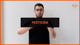 Agriculture/Élevage : Pesticide (3/3)
