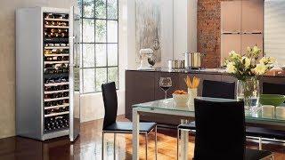 видео Новые модели винных холодильников Liebherr