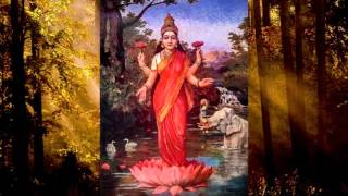 A Song for Lakshmi (goddess of wealth, fortune and prosperity)