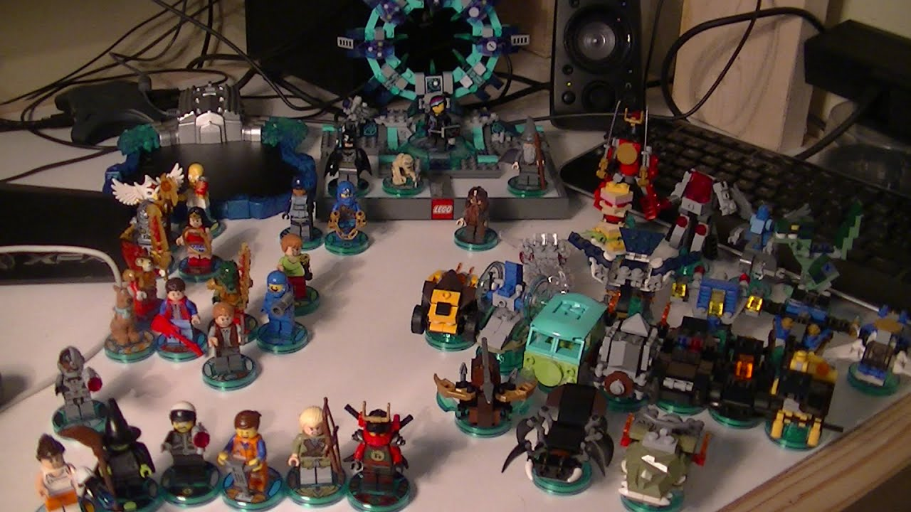 LEGO DIMENSIONS COLLECTION UPDATE AND WHAT TO BUY FOR YOUR .