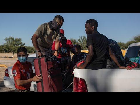 Thousands of Haitian migrants planning return to U.S. border