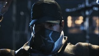 Watch Dogs Gameplay Trailer Xbox One Playstation 4 E3 2013 (E3M13)