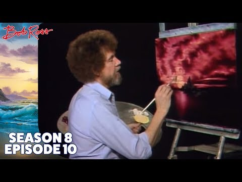 Bob Ross - Cactus at Sunset (Season 8 Episode 10)