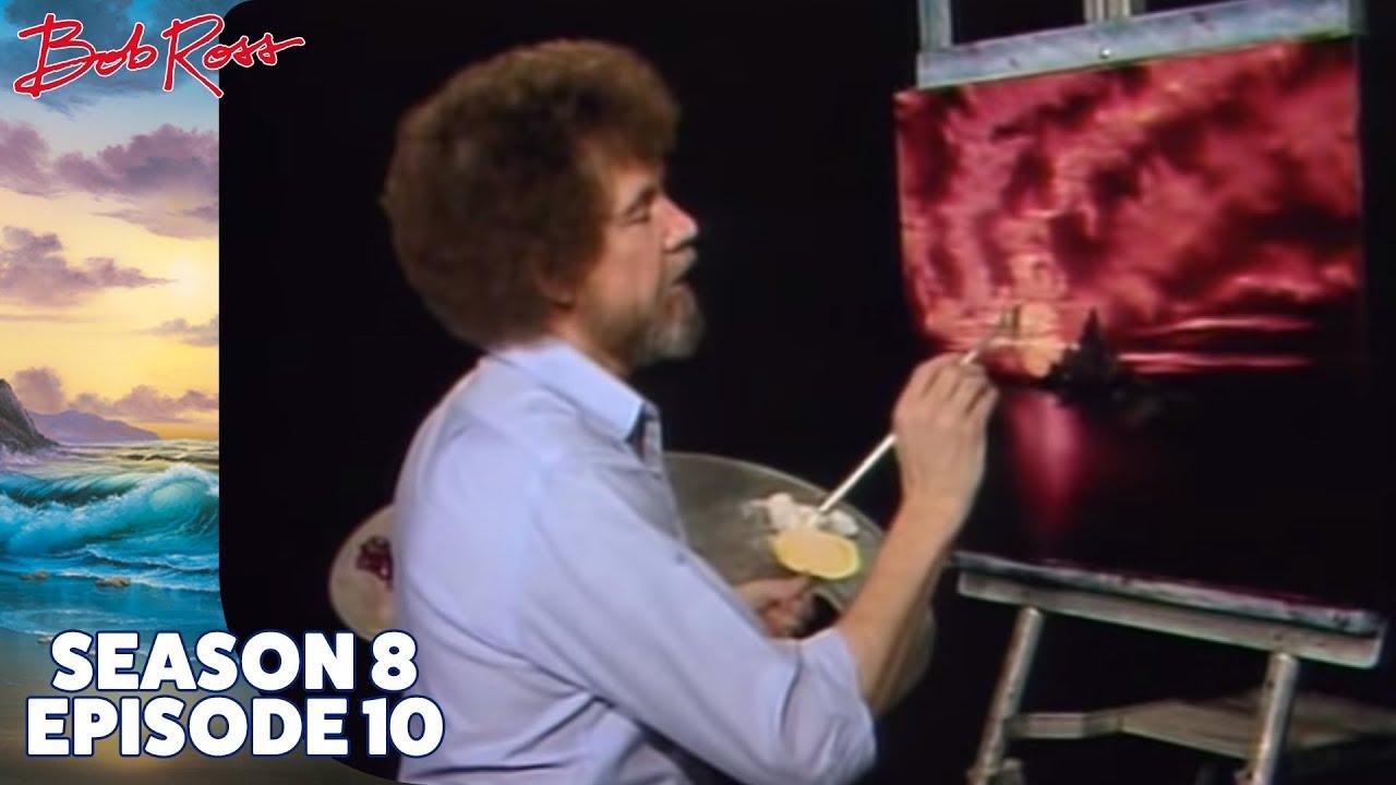 Download Bob Ross - Cactus at Sunset (Season 8 Episode 10)