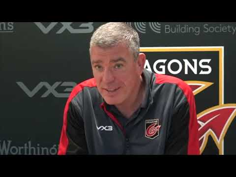Dragons TV: Dean Ryan previews Edinburgh