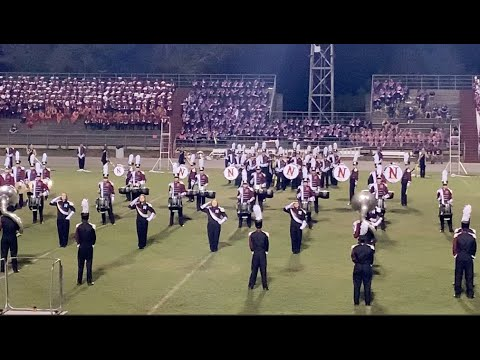 Niceville Senior High School Eagle Pride 2019-2020 MPA 10/12/19