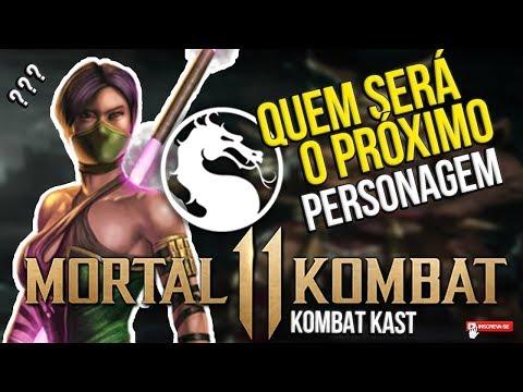 MORTAL KOMBAT 11 - QUEM SERÁ O PRÓXIMO PERSONAGEM NESSE KOMBAT KAST #MK11 thumbnail