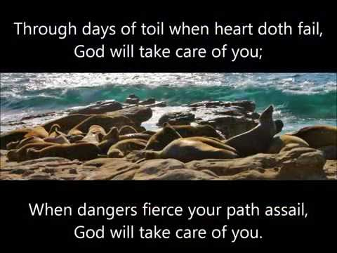 God Will Take Care of You (with Lyrics)