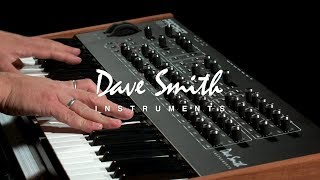Dave Smith Instruments Prophet Rev2 16 Voice Analog Poly Synth | Gear4music demo