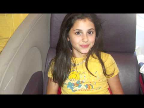Reflection  Ariana Grande Fetus Grande at 11 years old lolll