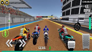 Fast Motor Bike Racing 3D Game #Real MotorCycle Racer #Bike Games 3D For Android #Racing Games