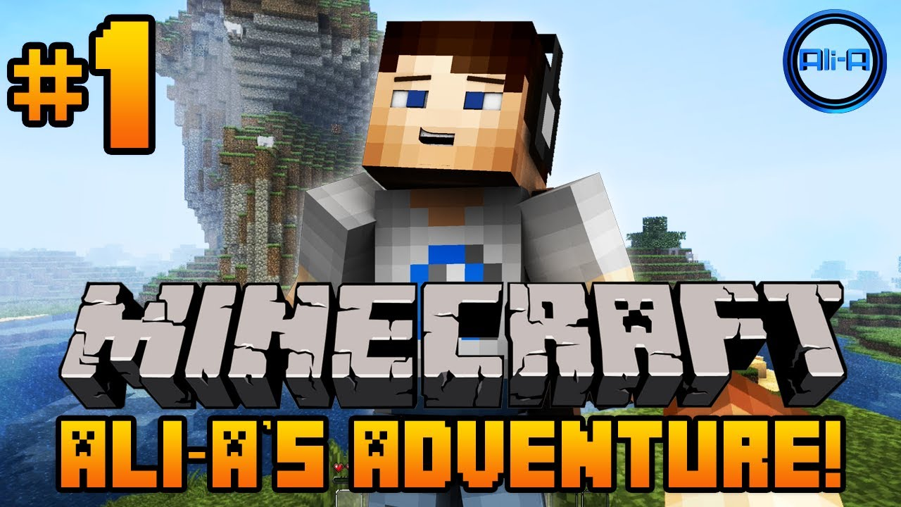 A minecraft adventure