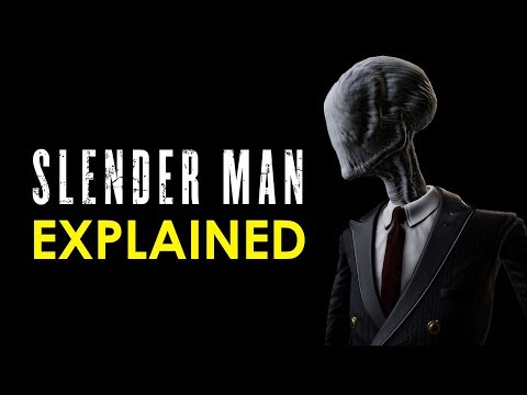 Slender Man Explained | CreepyPasta Origin Story, Real Life Murder Trial & More