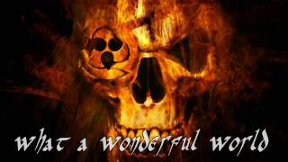 For Tanja - Ministry - What A Wonderful World - Metal Cover HD (Colored Version)