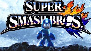 Super Smash Bros 4 3DS Demo Codes Contest Giveaway! Mega Man Villager Moves Gameplay PART 3