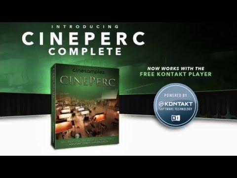 CinePerc Complete Walkthrough