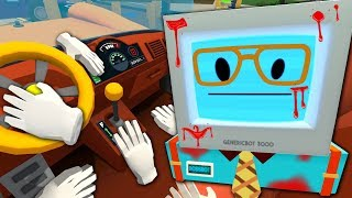 THESE ROBOTS COLLECT HUMAN HANDS - Job Simulator VR #8