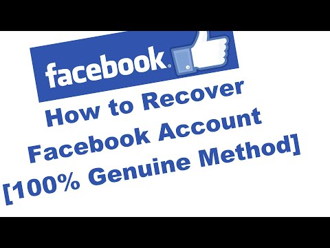 Recover Facebook ID - Forgot Password of Facebook ID and Email ID also ? [EASY FIX]