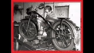 -=ИСТОРИЯ ПРО МОТОЦИКЛ BMW 1936 года=-