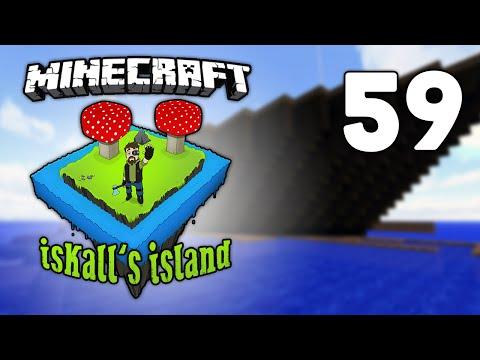 Iskall's Island - Vanilla Minecraft Lets Play - 59 - Pirate Shipping