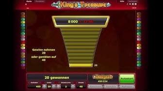 Kings Treasure online spielen