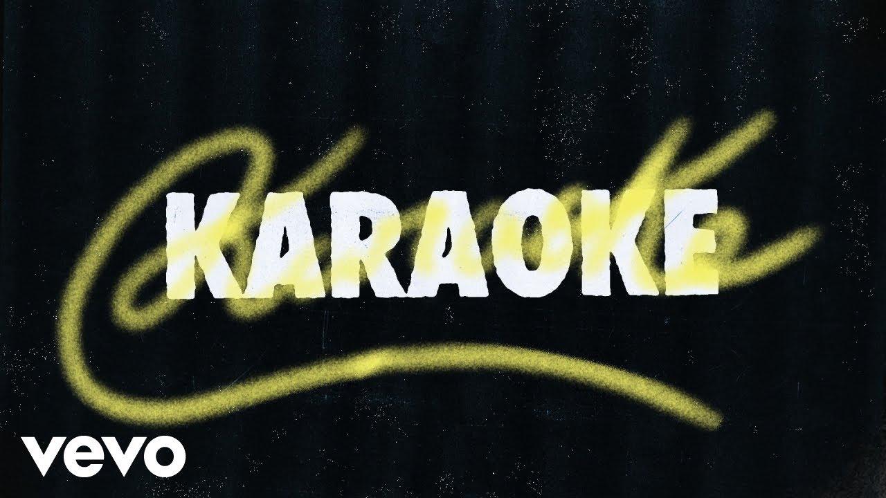 Boomdabash Alessandra Amoroso Karaoke Lyric Video Youtube