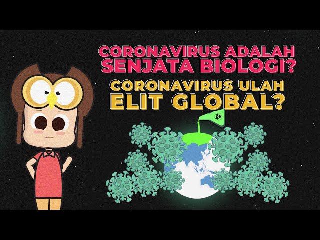 Apakah Virus Corona Adalah Senjata Biologi?