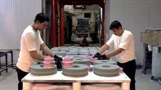 CGW -  Camel Grinding Wheels vitrified bond advanced technology