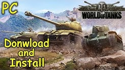How to Download and Install World of Tanks