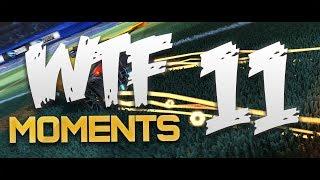 Rocket League WTF Moments (Rocket League Funny Moments) EP.11