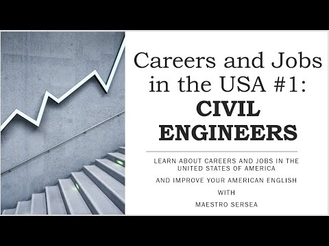 Civil Engineers: Careers and Jobs in the USA#1
