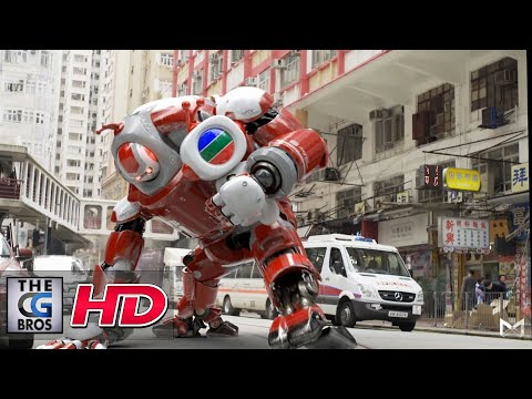 "CGI & VFX Breakdowns: ""Tvbuddy Meets Set Top Men"" - by MoonShine Animation"