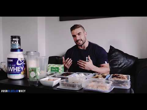 Ryan Terry – 4 Weight Loss Ideas to Get Ripped