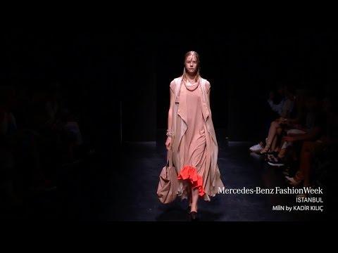 Miin Kadir Kilic | Spring/Summer 2018 | Mercedes Benz Fashion Week Istanbul
