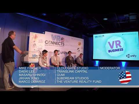VR/AR Panel: Show You The Money