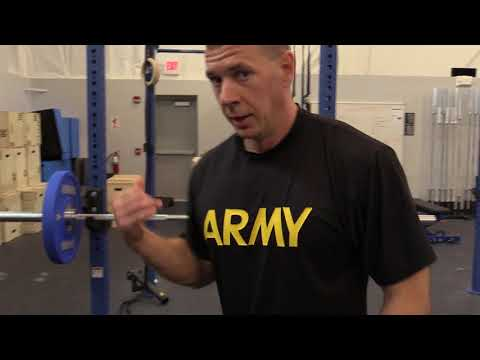 ACFT How to Train