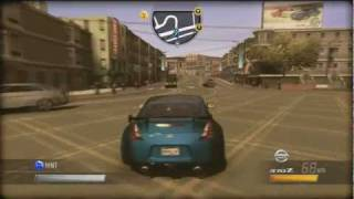 Driver San Francisco Xbox 360 Gameplay [720p HD]
