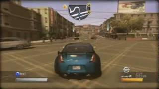 Driver San Francisco Xbox 360 Gameplay [720p HD]