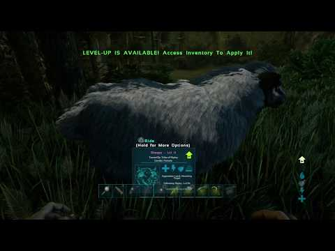ARK Survival Evolved : How To Make Sweet Vegetable Cake And Where To Find An Ovis In Aberration .