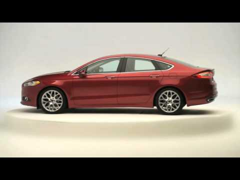 2013 Ford Fusion - Ford Mondeo