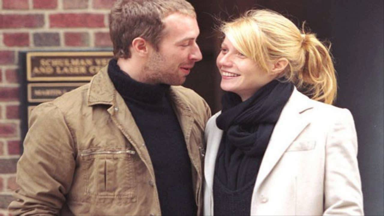 Chris Martin Featured Ex Wife Gwyneth Paltrow In New Song Everglow Youtube