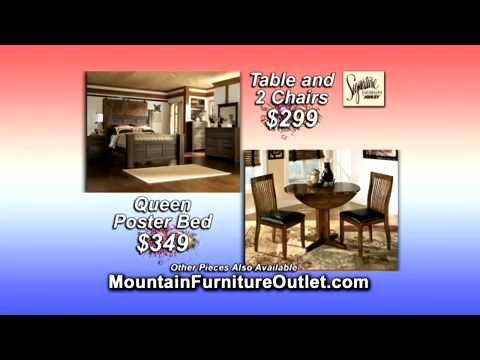 Mountain Furniture Outlet   Investing In America Sale
