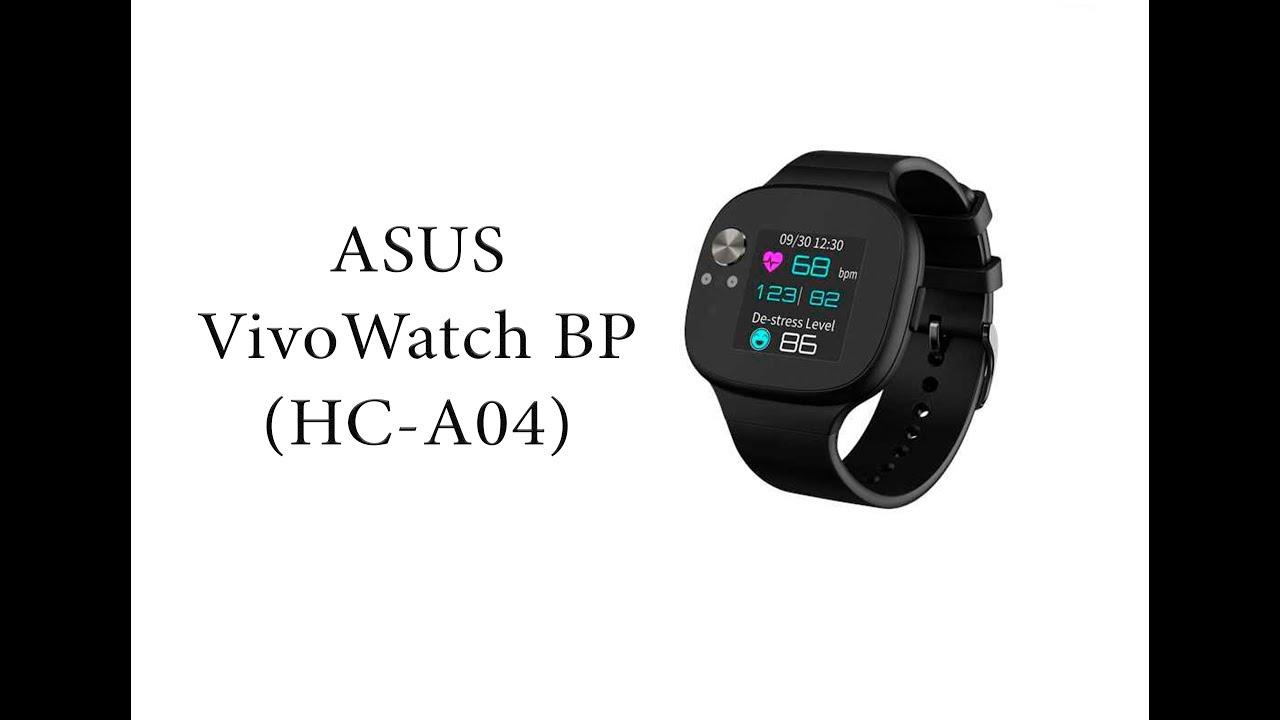 Первое впечатление об ASUS VivoWatch BP (HC-A04)