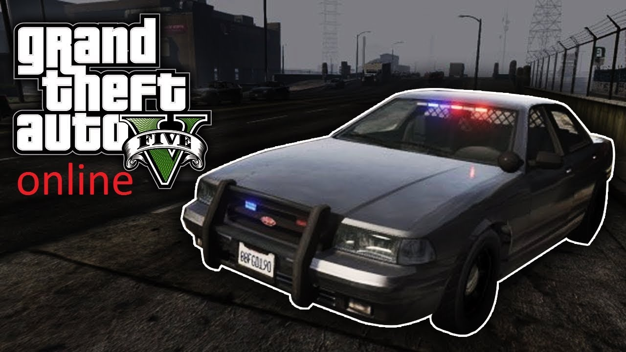 New Cop Cars With Ls