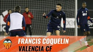 ☝️ 1º ENTRENAMIENTO [ FRANCIS COQUELIN ]  VALENCIA CF