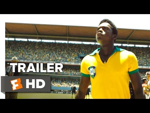 Thumbnail: Pelé: Birth of a Legend Official Trailer 1 (2016) - Rodrigo Santoro, Seu Jorge Movie HD