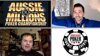 PokerNews Week in Review: Aussie Millions & WSOPC Choctaw Durant