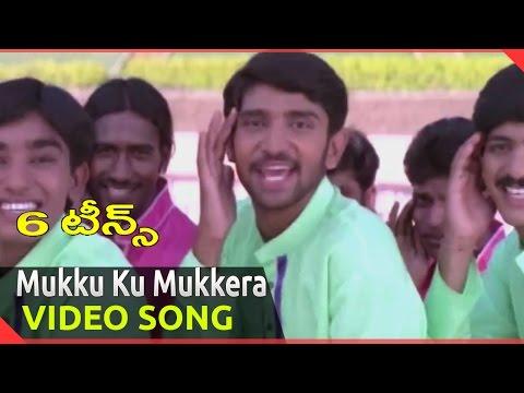 Sixteens Movie     Mukku Ku Mukkera Video Song    Rohit, Santosh