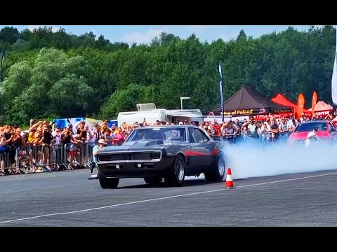 Drag race 1/4 mile – King of Poland first round 2021