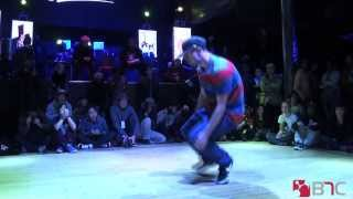 Yass Vs Ynot | Top Rock Semifinal | Juste Debout USA 2014 | BNC